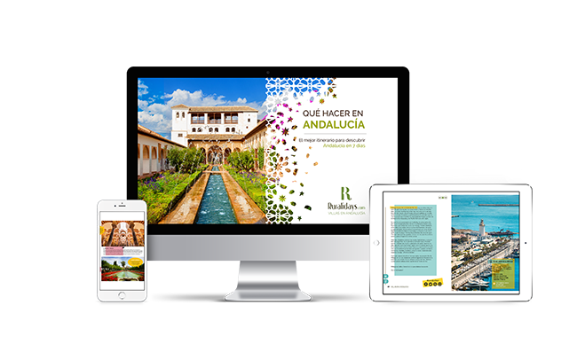 Presentatie van de Ruralidays.com Gids van Andalusië