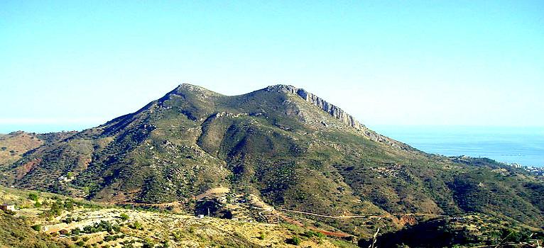 Montes de Málaga Nature Park